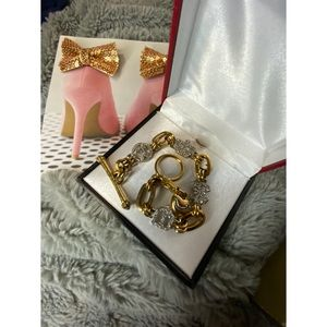 Juicy Couture Bracelet with Pendents